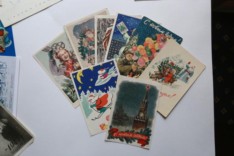 Марки старые открытки
