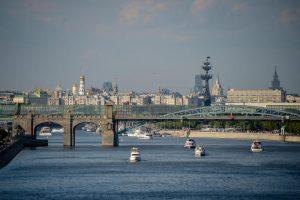 """Пешеходный мост через Яузу появится в 2019 году. Фото: архив, """"Вечерняя Москва"""""""