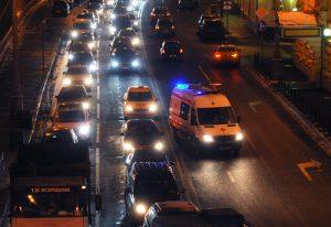 В районе ограничат движение транспорта. Фото: Александр Кожохин, «Вечерняя Москва»