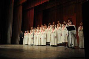 Концерт хоровой музыки состоится в центре соцобслуживания. Фото: архив. «Вечерняя Москва»
