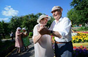 Уроки зумбы дадут пенсионерам в центре соцобслуживания. Фото: архив, «Вечерняя Москва»