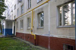 Все отселенные дома района проверили на соблюдение правил безопасности. Фото: Анна Быкова, «Вечерняя Москва»