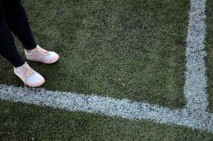 Члены молодежной палаты Басманного района организуют турнир по футболу. Фото: Анна Быкова