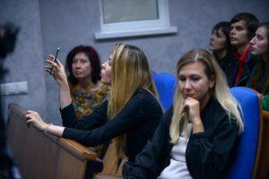 Занятие по технике речи пройдет в библиотеке имени Николая Некрасова. Фото: архив, «Вечерняя Москва»