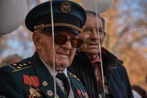 Ветеранов поздравят с праздником в честь годовщины битвы под Москвой. Фото: Пелагия Замятина, «Вечерняя Москва»
