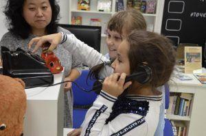 Юные гости центра творчества примут участие в турнире по шахматам. Фото: Анна Быкова