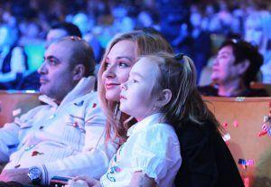 Москвичей и гостей столицы пригласили на концерт в центре соцобслуживания. Фото: Наталия Нечаева, «Вечерняя Москва»