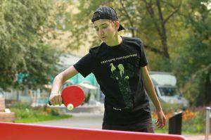 Жителей района пригласили на соревнования по настольному теннису. Фото: Наталия Нечаева, «Вечерняя Москва»