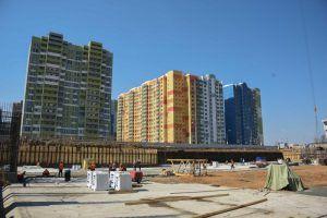 Эксперты ожидают роста стоимости жилья рядом с кварталами реновации. Фото: Пелагия Замятина, «Вечерняя Москва»