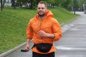 Силовой тренинг проведут в Саду имени Баумана. Фото: Павел Волков, «Вечерняя Москва»