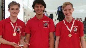 Москвичи победили на Всероссийской школьной робототехнической олимпиаде. Фото: сайт мэра Москвы