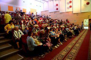 Концертная программа пройдет для жителей района. Фото: Анна Быкова