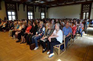 Лекцию-семинар организуют сотрудники районного центра соцобслуживания. Фото: Анна Быкова