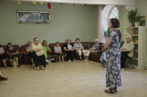 Лекцию прочитают в филиале Центра социального обслуживания. Фото: Анна Быкова