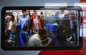 Три года назад впервые запустили поезда по МЦК. Фото: официальный сайт мэра Москвы