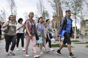 Экскурсию организуют для жителей района. Фото: Александр Кожохин, «Вечерняя Москва»
