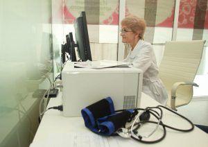 Новость о вспышке пневмонии в московской больнице оказалась ложной. Фото: Наталия Нечаева, «Вечерняя Москва»