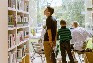 Лекцию организуют в библиотеке имени Николая Некрасова. Фото: официальный сайт мэра Москвы