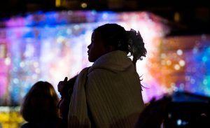 Мультимедийные шоу покажут в районе. Фото: официальный сайт мэра Москвы