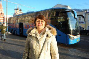 Автобусную экскурсию проведут для жителей района. Фото: Светлана Колоскова, «Вечерняя Москва»