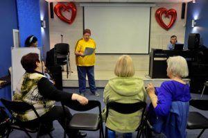 Литературное мероприятие состоится в районном центре соцобслуживания. Фото: Анна Быкова