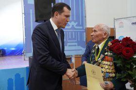 Военно-мемориальный форум прошел в Центральном округе. Фото: Денис Кондратьев