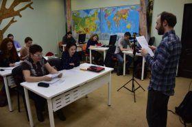 Лекцию по философии проведут в библиотеке имени Некрасова. Фото: Антон Гердо, «Вечерняя Москва»