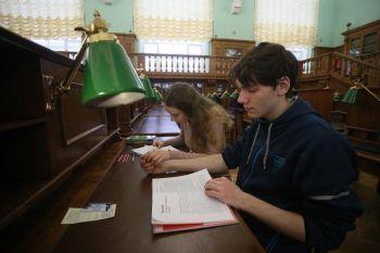 Научную конференцию организуют в библиотеке района. Фото: Антон Гердо, «Вечерняя Москва»