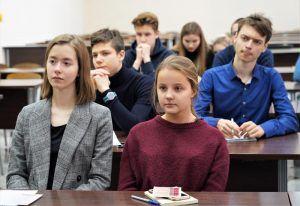 Москва вошла в число мировых лидеров по качеству образования. Фото: Денис Кондратьев