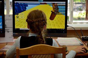 Интерактивные занятия подготовили для школьников на каникулы. Фото: Анна Быкова