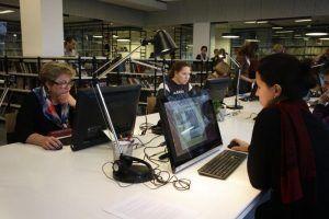 Тематическую встречу организуют в библиотеке имени Василия Жуковского. Фото: архив, «Вечерняя Москва»