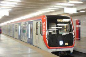Жителям Москвы порекомендовали пересесть на общественный транспорт из-за осадков. Фото: Светлана Колоскова, «Вечерняя Москва»