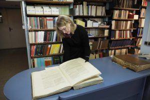 Тематическую встречу проведут в Исторической библиотеке. Фото: Антон Гердо, «Вечерняя Москва»