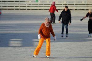Жителей района пригласили на ледовое мероприятие. Фото: Анна Быкова