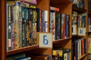 Проект «Списанные книги» стартовал в библиотеке №18 имени Жуковского. Фото: Анна Быкова