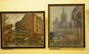 Выставку картин о районе откроют в библиотеке имени Александра Пушкина. Фото: Анна Быкова