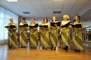 Концерт хорового ансамбля пройдет в центре соцобслуживания. Фото: Анна Быкова