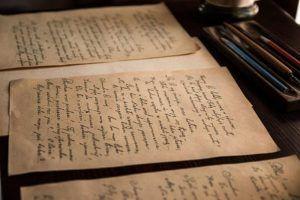 Главархив хранит историю любви погибшего героя ВОВ в письмах. Фото: архив, «Вечерняя Москва»