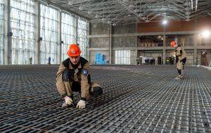 Стройка инфекционного центра в ТиНАО идет беспрецедентно высокими темпами. Фото: сайт мэра Москвы
