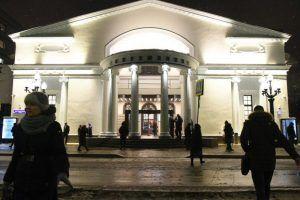 Москвичи смогут побывать на репетиции спектакля театра «Современник» не выходя из дома. Фото: Владимир Новиков, «Вечерняя Москва»