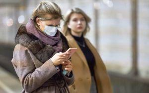 Жителям города напомнили правила ношения защитных масок. Фото: сайт мэра Москвы