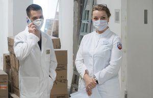 Частные клиники Москвы включились в борьбу с коронавирусом. Фото: сайт мэра Москвы