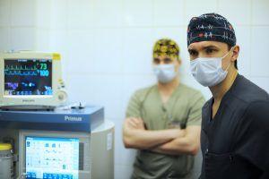 ГКБ им. Спасокукоцкого начнет принимать пациентов с коронавирусом. Фото: Светлана Колоскова, «Вечерняя Москва»