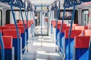 Автоматические санитайзеры установят на станциях Московского центрального кольца. Фото: сайт мэра Москвы
