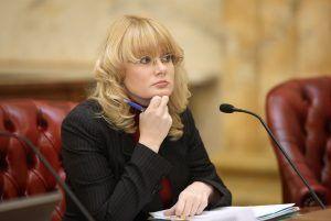 заместитель мэра Москвы в Правительстве Наталья Сергунина.