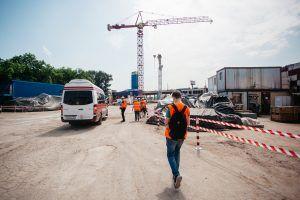 Строительство проходки перегонного тоннеля завершили в районе Рижского вокзала