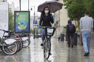 Депутат МГД Артемьев обозначил необходимость развития велоинфраструктуры во всех районах столицы. Фото: архив