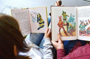 Программа летнего чтения стартовала в библиотеках Москвы в онлайн-формате. Фото: сайт мэра Москвы