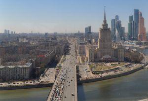 Столица вошла в топ-10 лучших городов мира Фото: архив, «Вечерняя Москва»