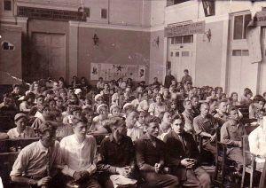 Сотрудники Пушкинской библиотеки опубликовали архивную лекцию о трагедии «Борис Годунов». Фото: пресс-служба библиотеки-читальни имени Александра Пушкина